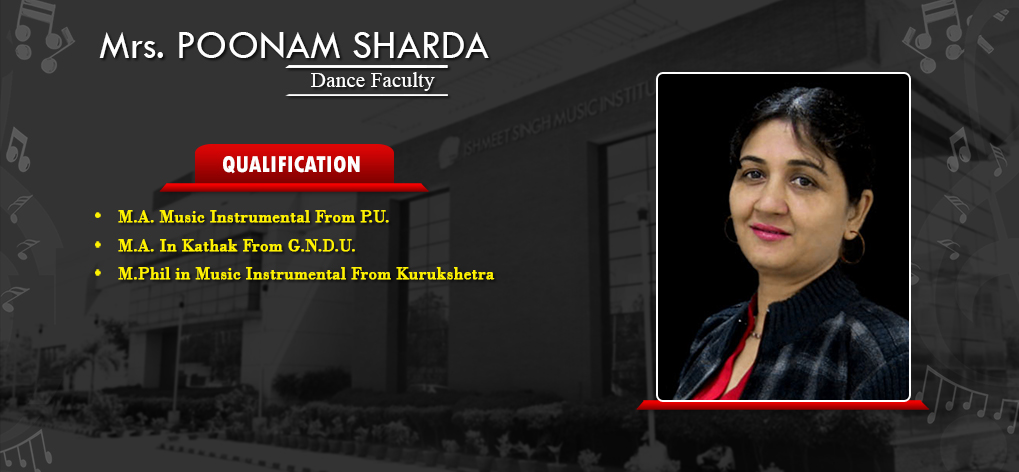 Poonam Sharda